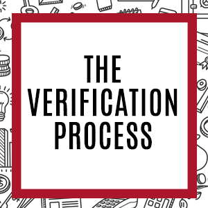 The verification process