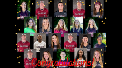 2019-2020 Athletics Graduates