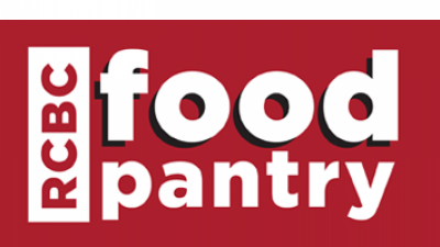 RCBC food pantry logo