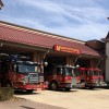 photo of outside of Moorestown Station 311