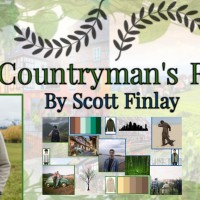 """Images of Scott Finlay's fictional brand """"The Countryman's Respite"""""""